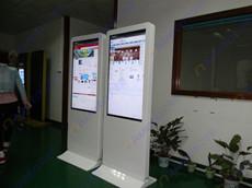 新疆哈密客户采购艾维图98台55寸触摸一体机产品
