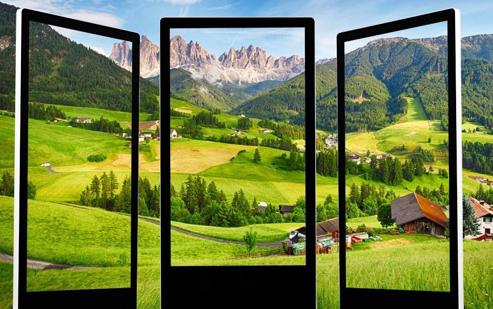 教您如何区分液晶广告机产品类别,它有哪些不同的安装方式及性能呢?